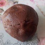 Biscotti sacher senza uova 4
