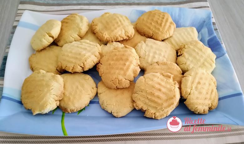 Biscotti al cocco senza glutine 1