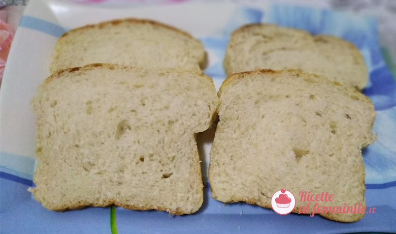 Pan bauletto dolce con lievito madre 1