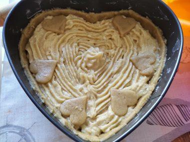 Crostata frangipane con marmellata di albicocche 5