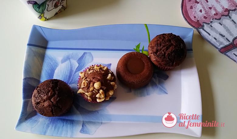 Muffin con farina di castagne 7