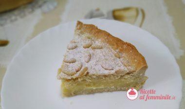 Torta della nonna con crema bimby 6