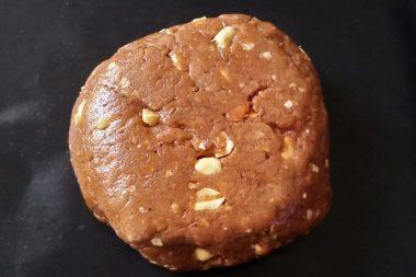 Biscotti con arachidi senza burro 4